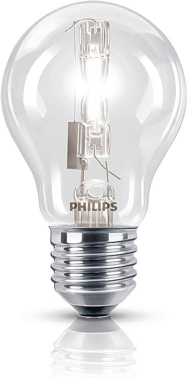 Goccia Philips EC2Y105B1 Lampadina Alogena a Risparmio Energetico Corrispondenti a 140W Attacco Grande E27 105W