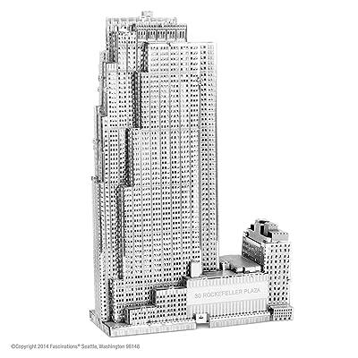 Metal Earth: Rockefeller Building