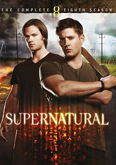 Supernatural: Season 8 Horror (Movies & TV Shows) at amazon
