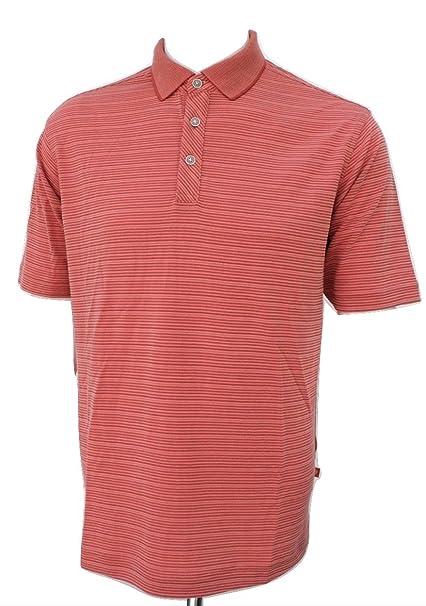 2bbfb96e6 Tommy Bahama  Extrafecta  Stripe Modal Cotton Golf Polo Shirt ...