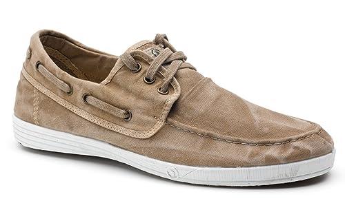 Natural World Zapatos Hombre 303 E Nautico Lavado 46 Beige Calzado ecologico Entrega 24 Horas ECOFRIENDLY Calzado 24 Horas Hombre Zapatillas Hombre: ...
