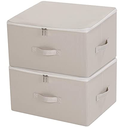 Beau Iwill CREATE PRO Jumbo Foldable Linen Storage Containers, Tide Up Your  Closet, Convenient Storage