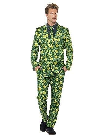 Trébol Disfraz Traje Verde Amarillo: Amazon.es: Juguetes y ...