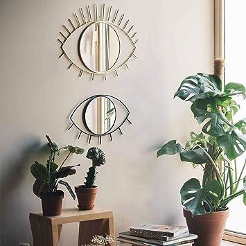 DOIY DYCYCLOMW Coffret Cadeau Wall Mirror Noir Taille M