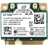 Intel Dual Band Wireless-AC 7260 2x2 Network plus Bluetooth adapter (7260.HMWWB.R)