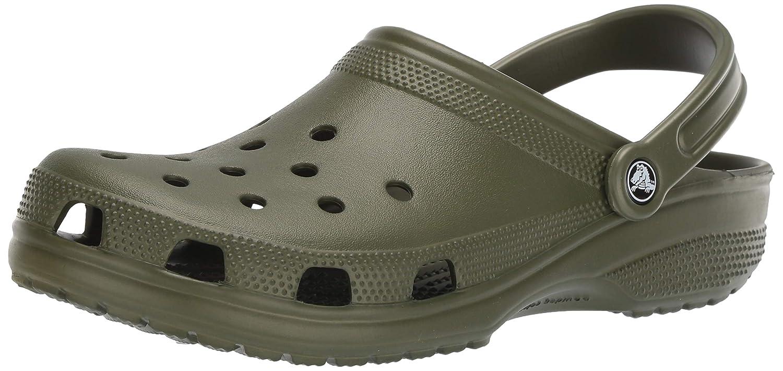 588e25ec5f9 Amazon.com | Crocs Men's and Women's Classic Clog | Comfort Slip On Casual  Water Shoe | Lightweight | Mules & Clogs