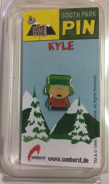Kyle South Park Pin 2d Sunburst