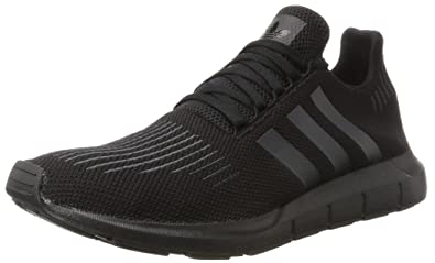 adidas swift run primeknit mens tennis nero correre