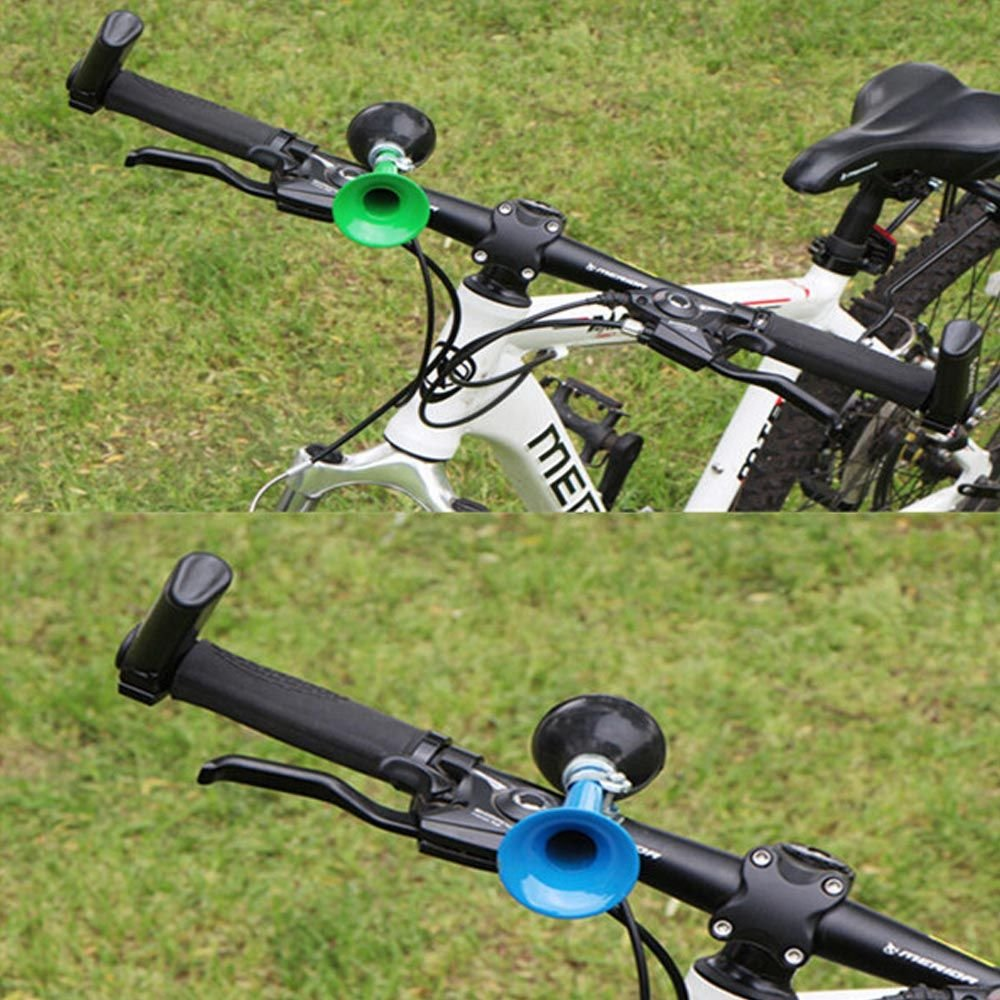 BE/_ Cycling Bicycle Bike Handlebar Loud Air Horn Bell Rubber Squeeze Alarm Effic