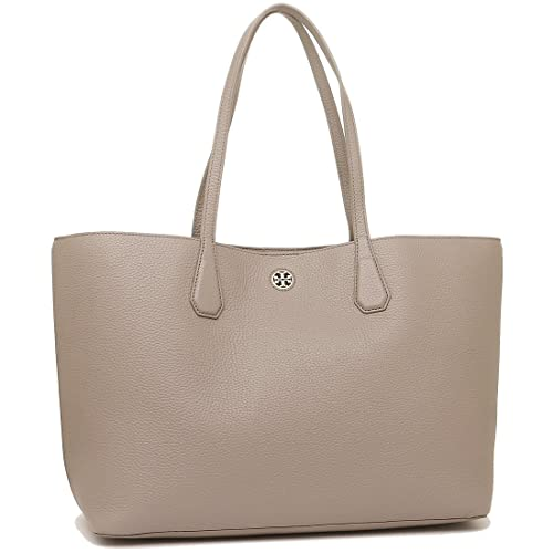 9cbfafe3db32 トリーバーチ バッグ アウトレット TORY BURCH 41135 061 PERRY TOTE レディース トートバッグ 無地 FRENCH  GRAY