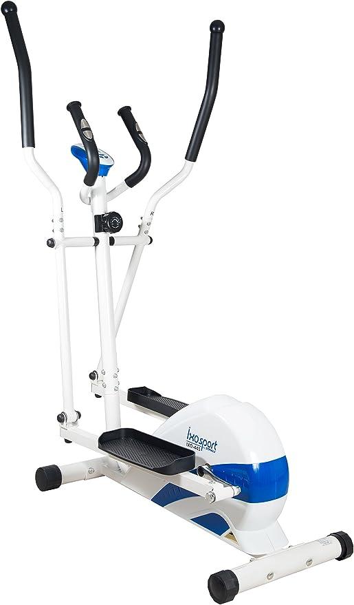Ixo Sport 440 Bicicleta elíptica para Adulto, Color Blanco: Amazon.es: Deportes y aire libre
