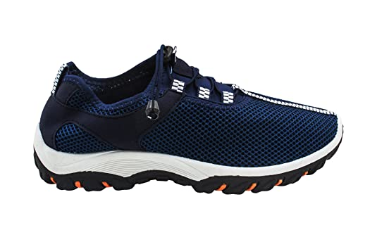 Men's Mesh Slip On Quick Drying Water Shoes Hiking Sneakers