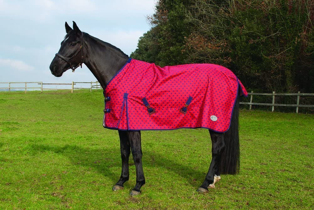 Rhinegold Torrent Lightweight Outdoor Horse Turnout Rug