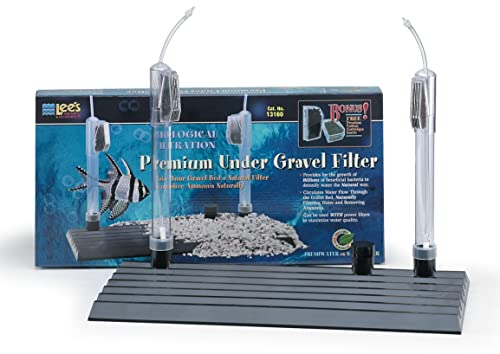 40/55 Premium Undergravel Filter 12 by 48-Inch