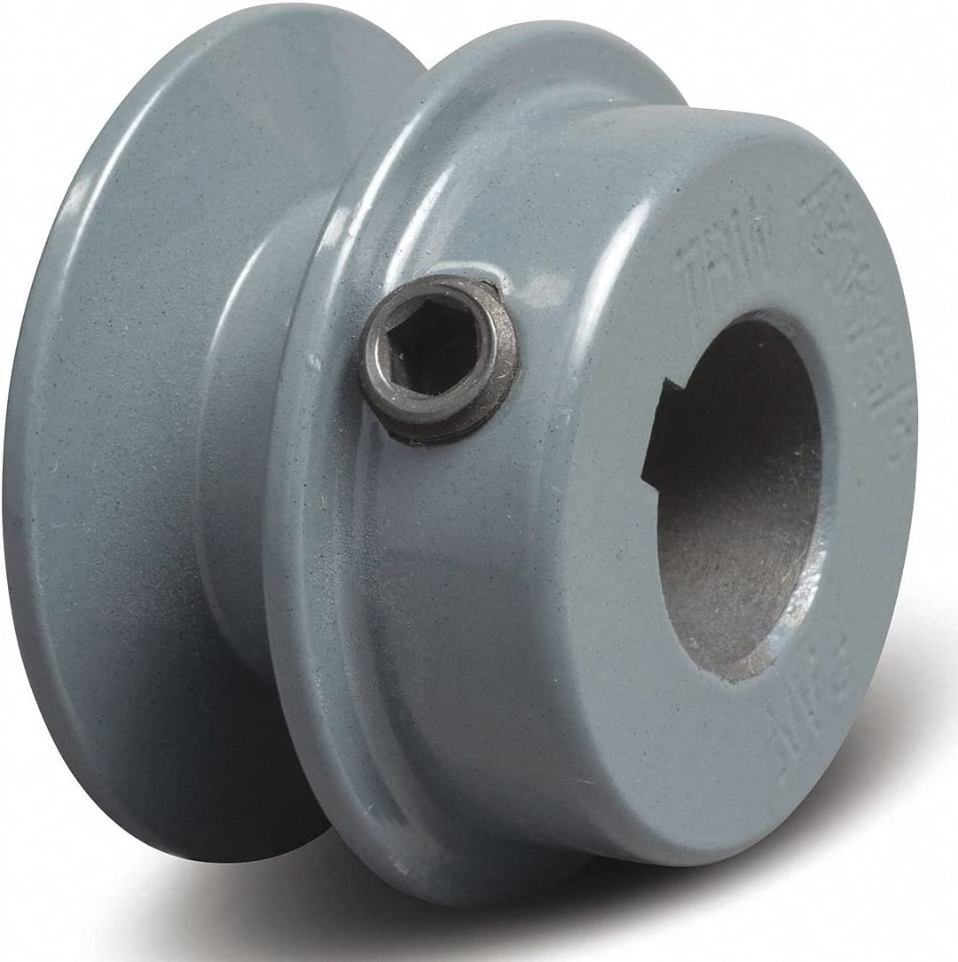 "2 1//2/"" 2.5/"" NEW Cast Iron V Belt Pulley All Bore Sizes for 1//2/"" wide v belt"