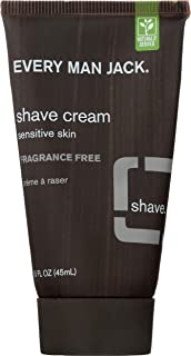 product image for Every Man Jack, Cream Shave Unscented, 1.5 Fl Oz