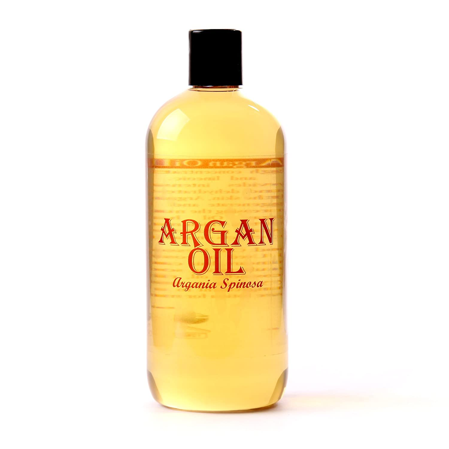 Mystic Moments | Argan Carrier Oil - 500ml - 100% Pure OVARGA500