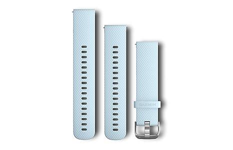 Garmin 010-12561-01 Accesorio de Relojes Inteligentes Grupo de Rock Azul Silicona -