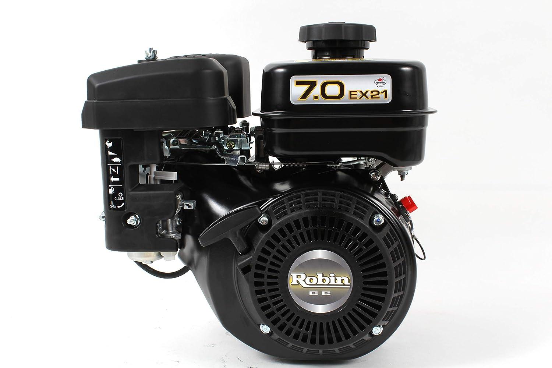 Amazon.com: Robin ex210df3170 7HP arranque de retroceso ...