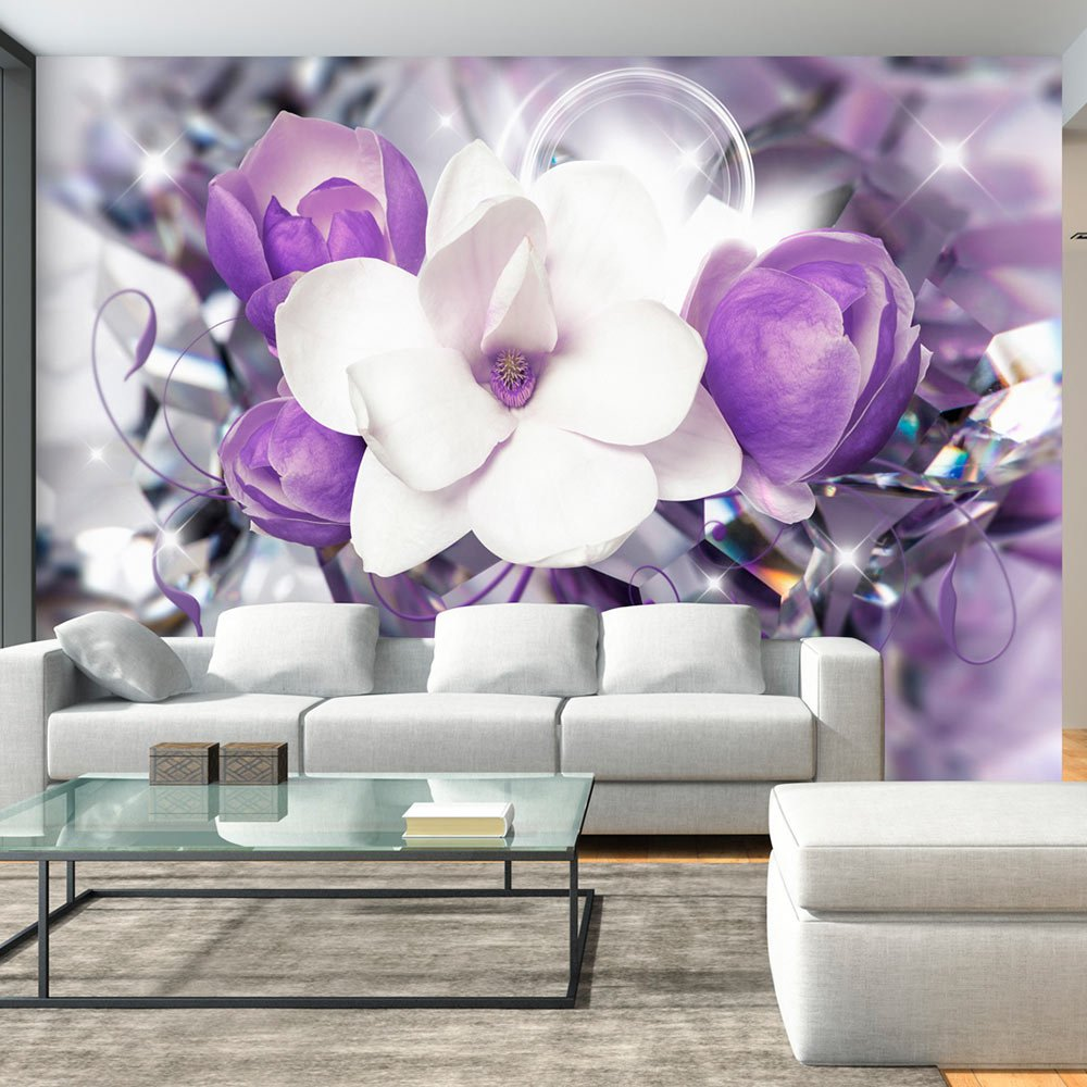 Murando - Fototapete 400x280 cm - Vlies Tapete - Moderne Moderne Moderne Wanddeko - Design Tapete - Wandtapete - Wand Dekoration - Blaumen Magnolie b-A-0298-a-c B01FMA6JO8 Wandtattoos & Wandbilder bac14f