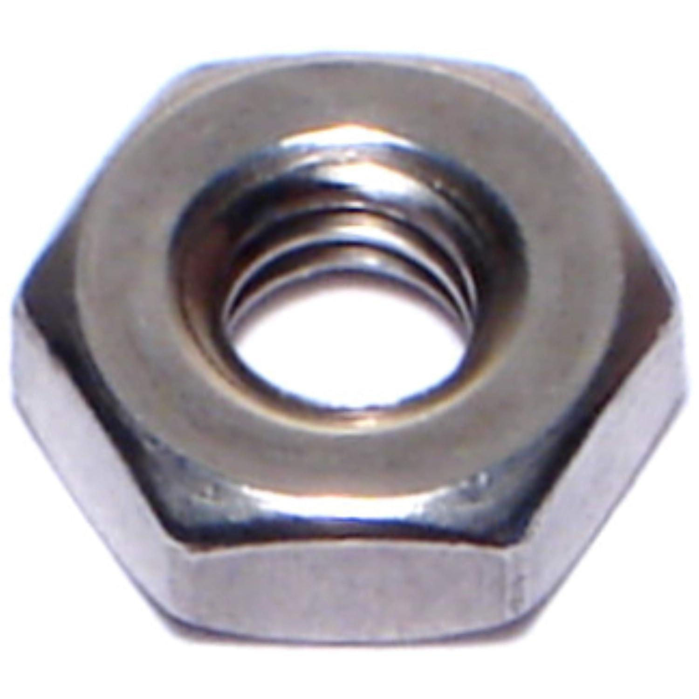 Piece-30 Midwest Fastener Corp 12-24 Hard-to-Find Fastener 014973478155 Hex Nuts