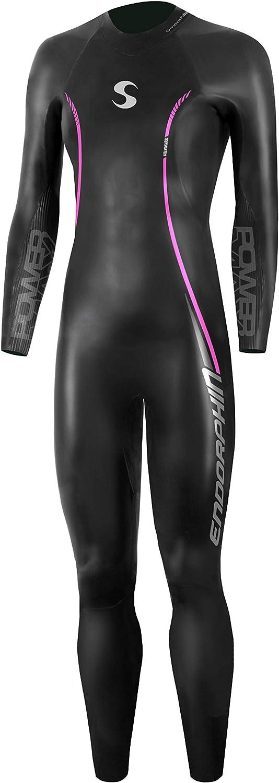 Synergy Triathlon Wetsuit 5 3mm – Women s Endorphin Full Sleeve Smoothskin Neoprene for Open Water Swimming Ironman USAT Approved