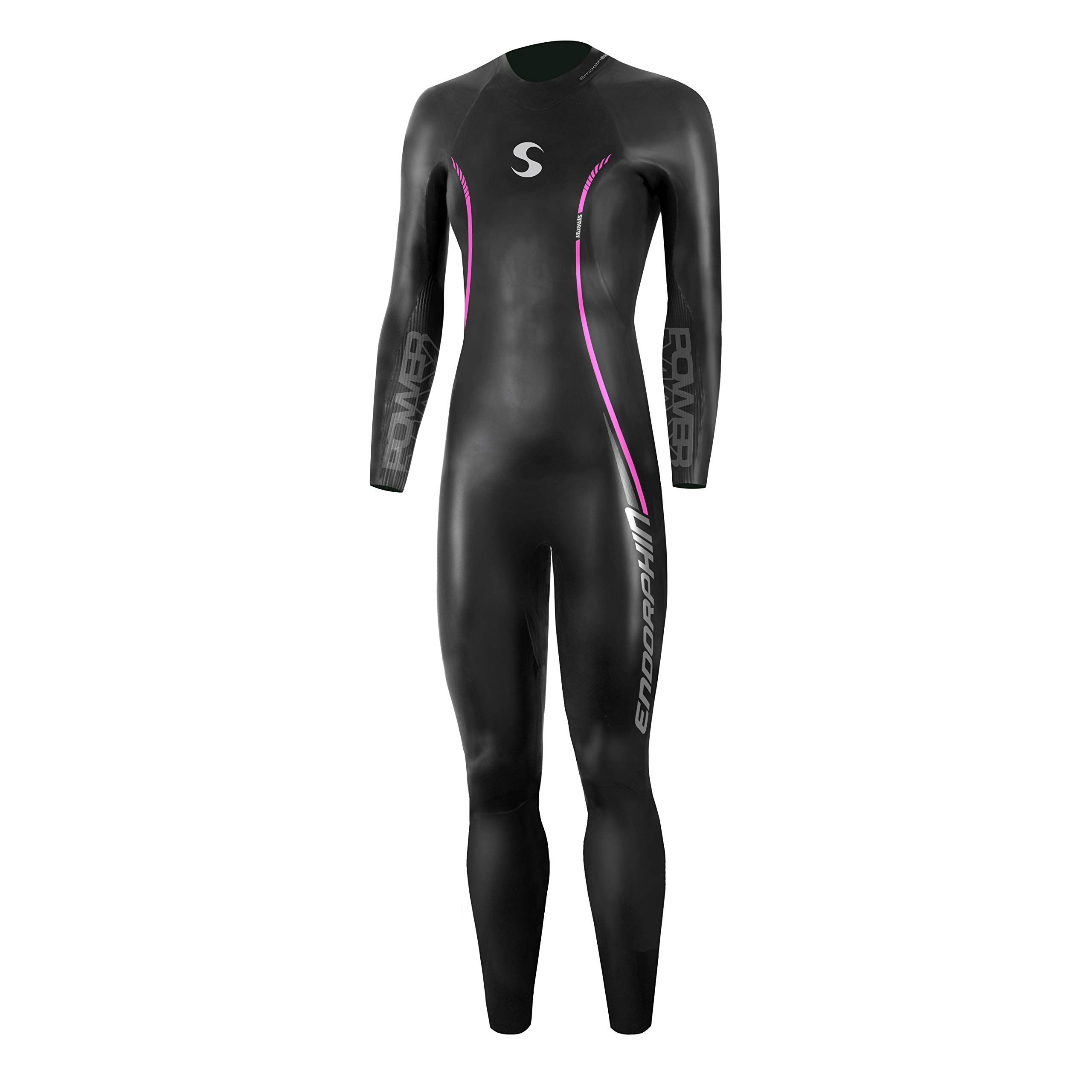 Synergy Endorphin Women's Full Sleeve Triathlon Wetsuit (P3) by Synergy