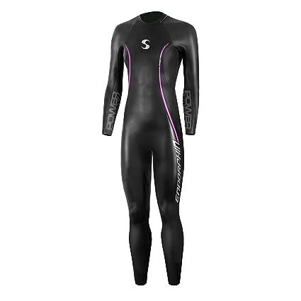 360fcb111d6 Amazon.com   Synergy Triathlon Wetsuit 5 3mm - Women s Endorphin ...