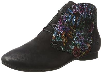 Think Damen Guad_181299 Desert Boots, Mehrfarbig (Whiskey/Kombi 59), 38 EU