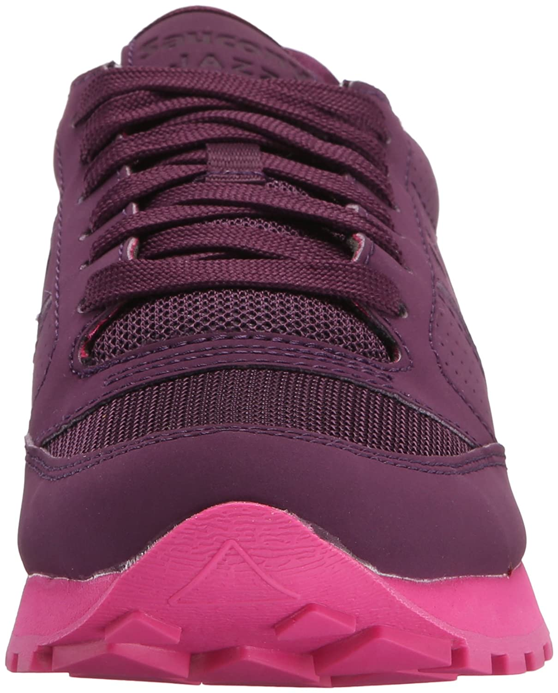 Saucony (Potent - - Jazz Original - - Chaussures de Cross - Femme Purple  (Potent Purple) 2298f24 cde9b1c5ddcd