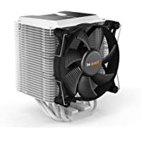 be quiet! BK005 Shadow Rock 3 White, CPU Cooler, 190W TDP, decoupled Silent Shadow Wings2 120mm PWM high-Speed Fan…
