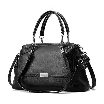 66b5c9104a Hollday-store Luxury Handbags Women Bags Designer 2018 Vintage Leather  Shoulder Bag