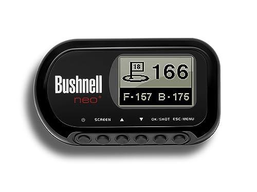 Bushnell Neo+ Golf GPS Rangefinder