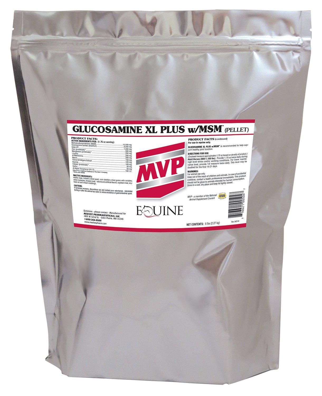 Med-Vet Glucosamine XL Plus MSM 10 lb by Med-Vet Pharmaceuticals