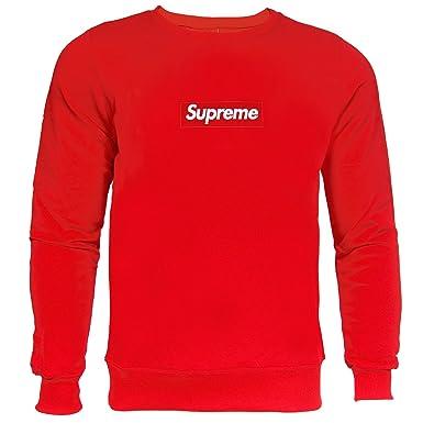 comprare popolare f054f 5ce9d Supreme - Maglione - Uomo Rot X-Small: Amazon.it: Abbigliamento