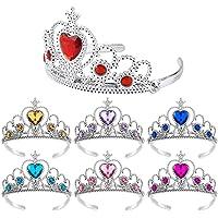 REYOK 7 Piezas Corona de Princesa Corona