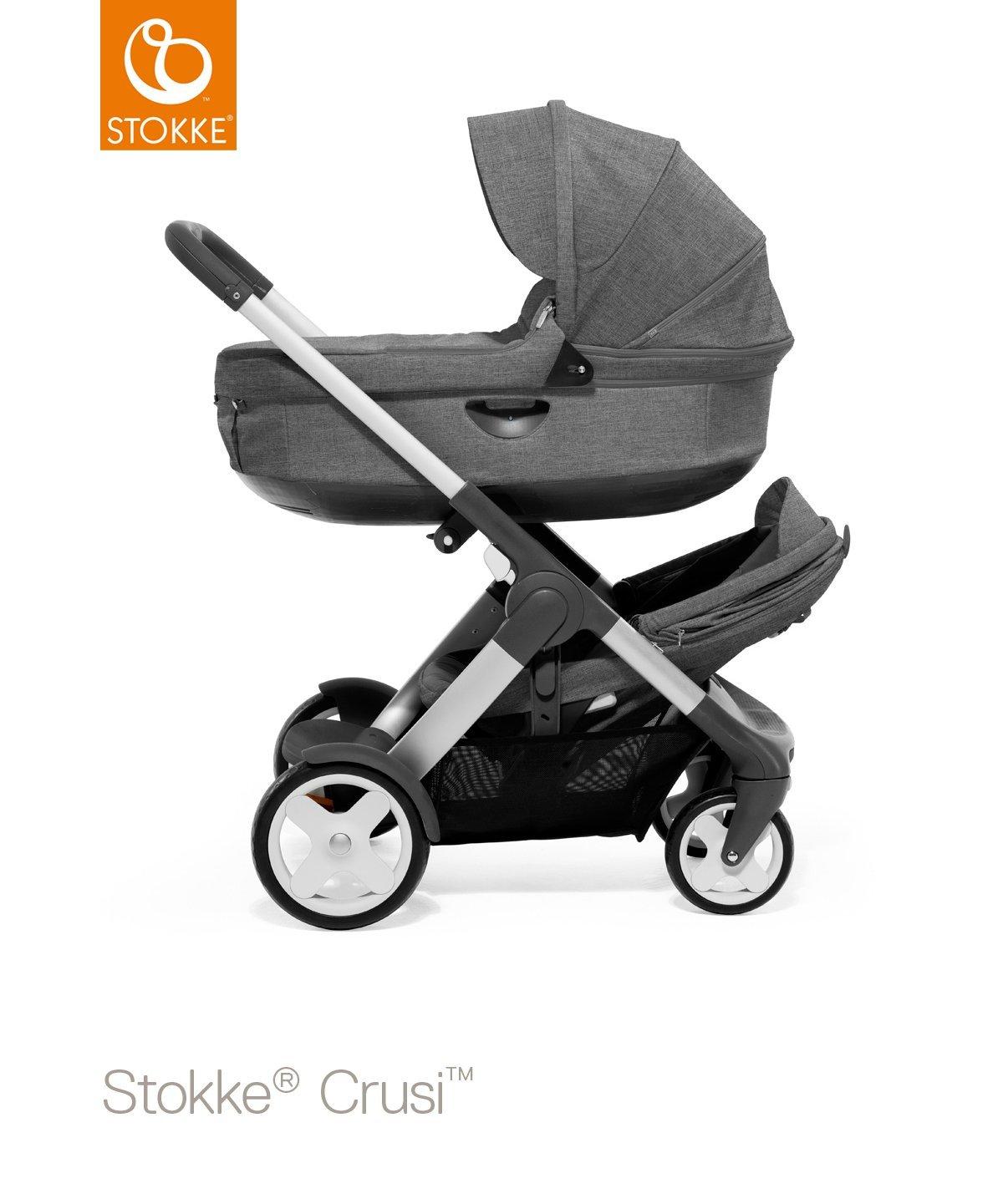 Amazon Com Stokke Crusi Stroller Sibling Adapter Kit Baby