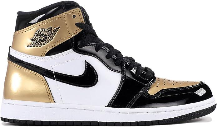 Pez anémona Cordelia móvil  Amazon.com: Nike Mens Air Jordan 1 Retro High OG NRG Top 3