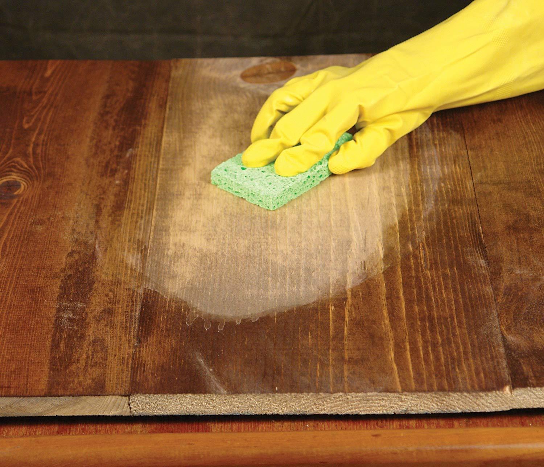 Zinsser 300451 Wood Bleach (4-(Pack)) by Zinsser (Image #4)