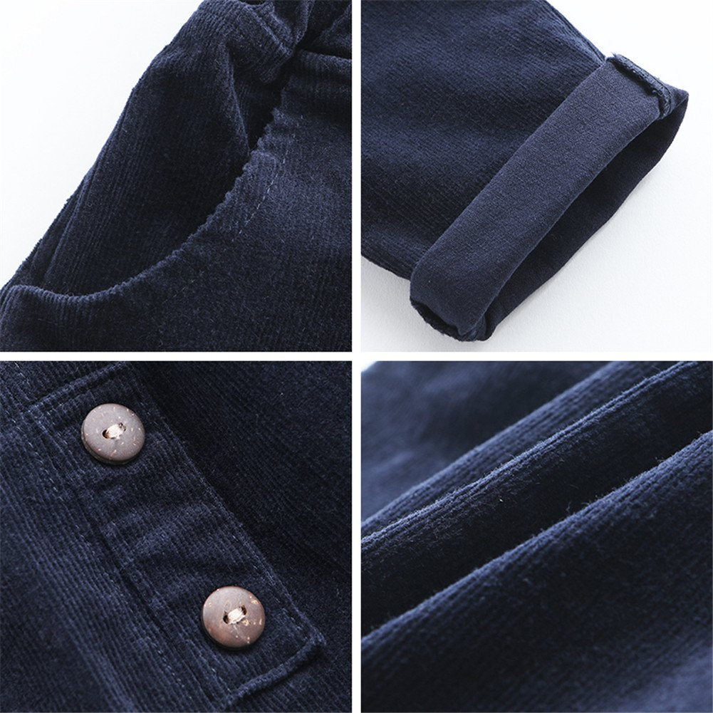 Mud Kingdom Boys Corduroy Pants Casual Trousers SK0123