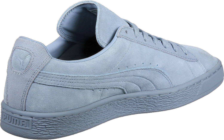 Puma Suede Classic Tonal chaussures blue fog: