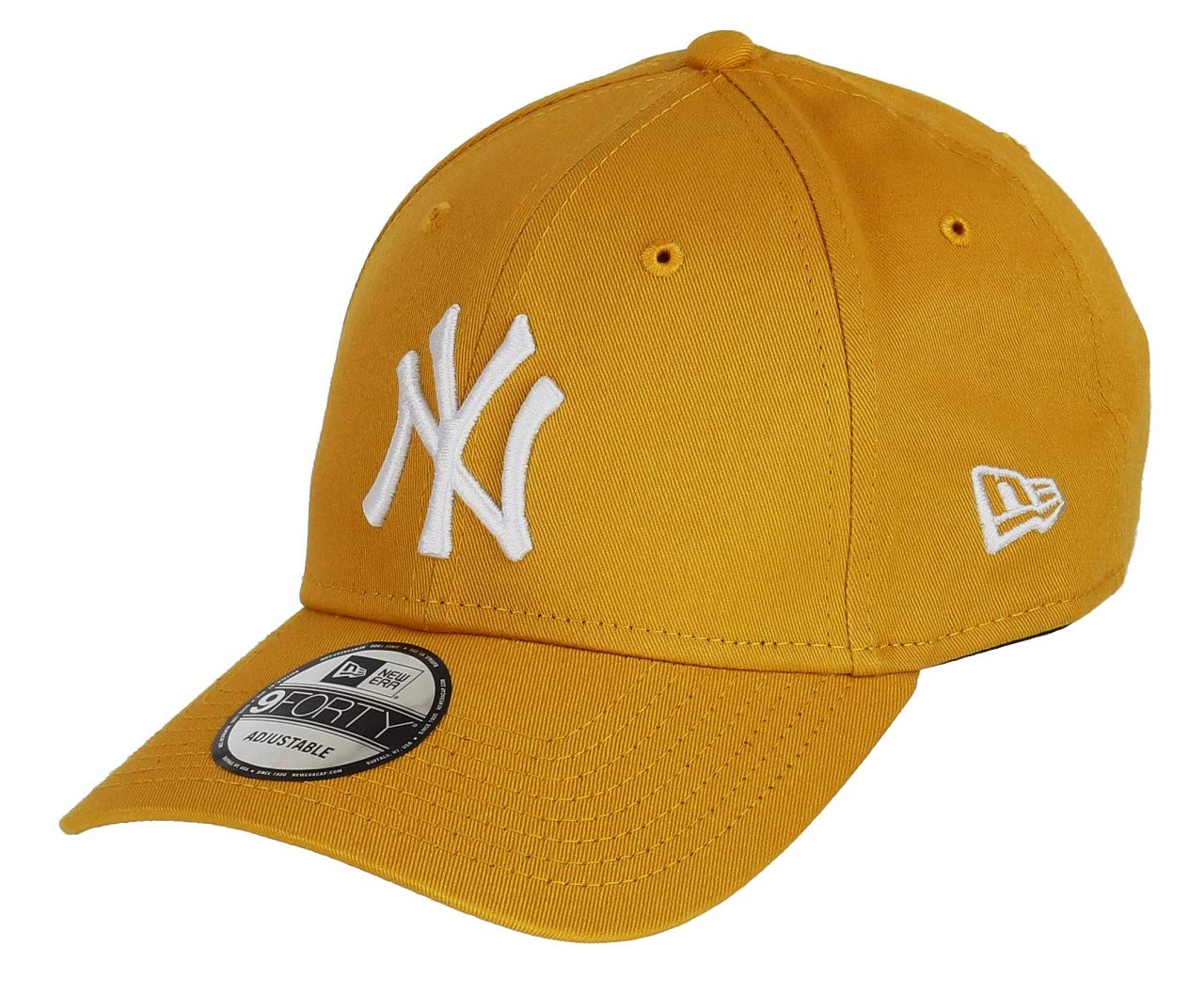 Unbekannt New Era 9forty Strapback Cappello MLB New York Yankees Diversi  Colori - NY Bsq  56d5b8615177