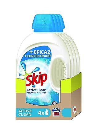 Skip Active Clean Detergente Líquido 39 lavados