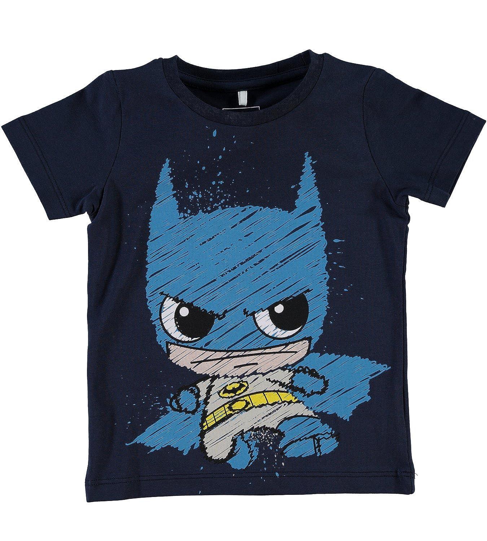 Name It Boys' Vest Top Blue Dress Blues 13127177