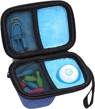 Aproca Hard Carry Travel Case for Sphero Mini Blue Mini Soccer App-Enabled Robot