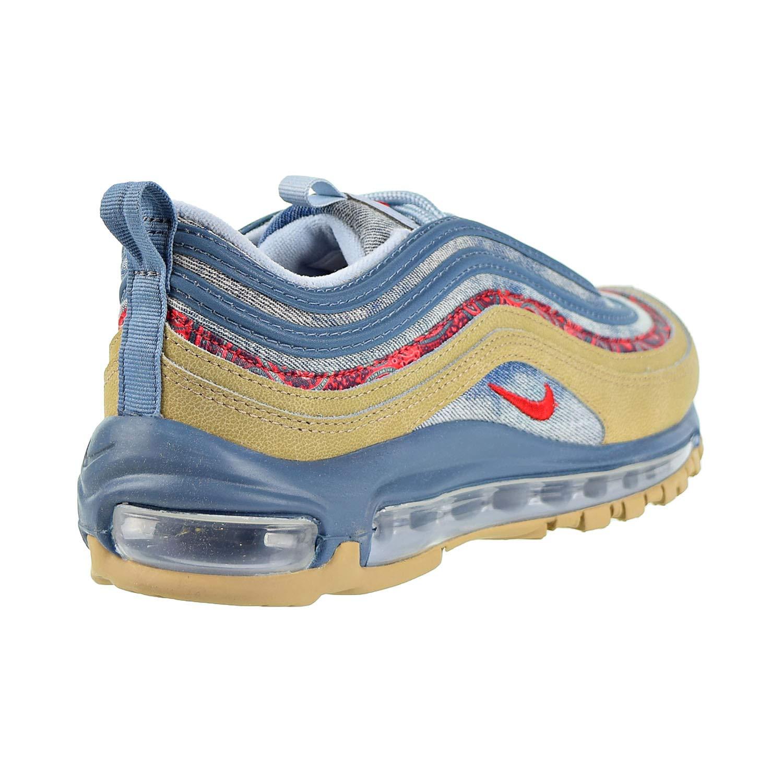 wholesale dealer 2da50 a5605 Amazon.com   Nike Air Max 97 Big Kids Shoes Parachute Beige ...