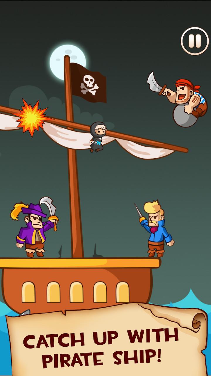 Ninja Against Pirates - Ship Chase: Amazon.es: Appstore para ...