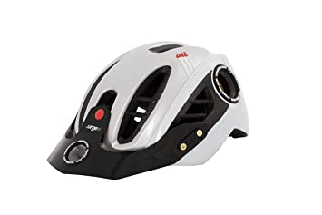 Urge ALL-M - Casco, color plateado (57-60 cm)