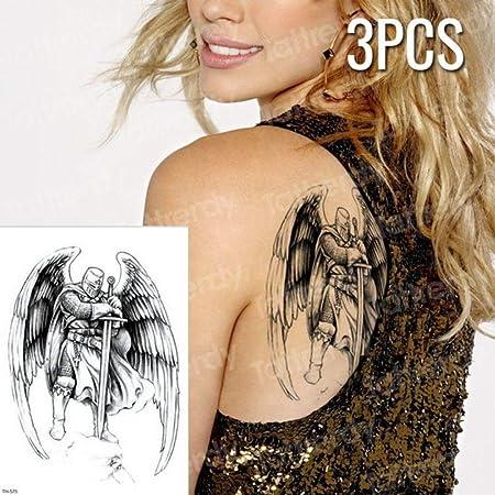 Handaxian 3 Piezas de Tatuaje y Arte Corporal Hombre Mujer ...