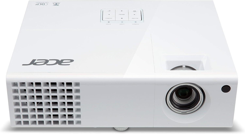 Acer X1173A - Proyector 3D (1920 x 1200), color blanco (importado ...